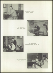 Page 13, 1960 Edition, Blackhawk High School - Chieftain Yearbook (Blackhawk, IN) online yearbook collection