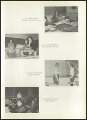 Page 15, 1960 Edition, Blackhawk High School - Chieftain Yearbook (Blackhawk, IN) online yearbook collection
