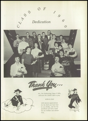 Page 5, 1960 Edition, Blackhawk High School - Chieftain Yearbook (Blackhawk, IN) online yearbook collection