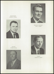 Page 9, 1960 Edition, Blackhawk High School - Chieftain Yearbook (Blackhawk, IN) online yearbook collection