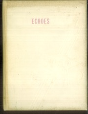 1956 Edition, Decker Chapel School - Echoes Yearbook (Decker, IN)