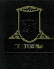1950 Edition, Jefferson Township High School - Jeffersonian Yearbook (Mexico, IN)
