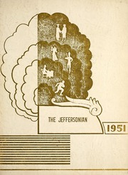 1951 Edition, Jefferson Township High School - Jeffersonian Yearbook (Mexico, IN)