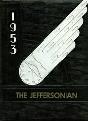 1953 Edition, Jefferson Township High School - Jeffersonian Yearbook (Mexico, IN)