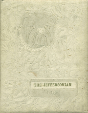 1954 Edition, Jefferson Township High School - Jeffersonian Yearbook (Mexico, IN)