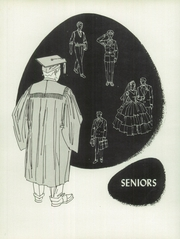 Page 10, 1954 Edition, Jefferson Township High School - Jeffersonian Yearbook (Mexico, IN) online yearbook collection