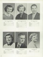 Page 12, 1954 Edition, Jefferson Township High School - Jeffersonian Yearbook (Mexico, IN) online yearbook collection