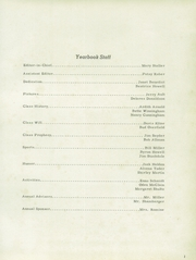 Page 5, 1954 Edition, Jefferson Township High School - Jeffersonian Yearbook (Mexico, IN) online yearbook collection