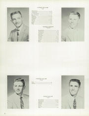 Page 12, 1957 Edition, Jefferson Township High School - Jeffersonian Yearbook (Mexico, IN) online yearbook collection