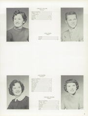 Page 13, 1957 Edition, Jefferson Township High School - Jeffersonian Yearbook (Mexico, IN) online yearbook collection