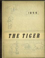 1956 Edition, Orland High School - Tiger Yearbook (Orland, IN)
