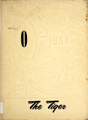 1957 Edition, Orland High School - Tiger Yearbook (Orland, IN)