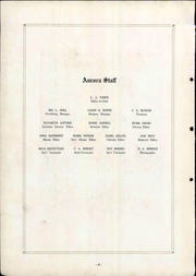 Page 10, 1917 Edition, Manchester College - Aurora Yearbook (North Manchester, IN) online yearbook collection