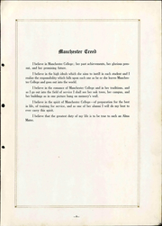 Page 13, 1917 Edition, Manchester College - Aurora Yearbook (North Manchester, IN) online yearbook collection