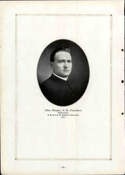 Page 16, 1917 Edition, Manchester College - Aurora Yearbook (North Manchester, IN) online yearbook collection