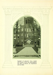 Page 12, 1929 Edition, Manchester College - Aurora Yearbook (North Manchester, IN) online yearbook collection