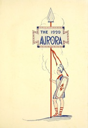 Page 5, 1929 Edition, Manchester College - Aurora Yearbook (North Manchester, IN) online yearbook collection
