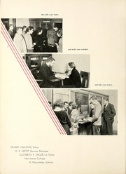 Page 10, 1934 Edition, Manchester College - Aurora Yearbook (North Manchester, IN) online yearbook collection