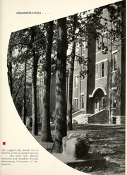 Page 15, 1934 Edition, Manchester College - Aurora Yearbook (North Manchester, IN) online yearbook collection