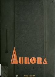 Page 1, 1937 Edition, Manchester College - Aurora Yearbook (North Manchester, IN) online yearbook collection