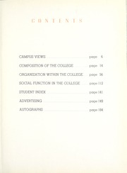 Page 9, 1937 Edition, Manchester College - Aurora Yearbook (North Manchester, IN) online yearbook collection