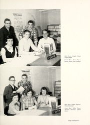 Page 73, 1955 Edition, Manchester College - Aurora Yearbook (North Manchester, IN) online yearbook collection