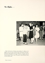 Page 76, 1955 Edition, Manchester College - Aurora Yearbook (North Manchester, IN) online yearbook collection