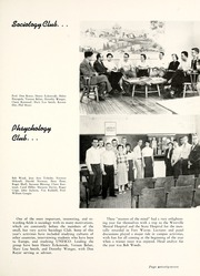 Page 81, 1955 Edition, Manchester College - Aurora Yearbook (North Manchester, IN) online yearbook collection