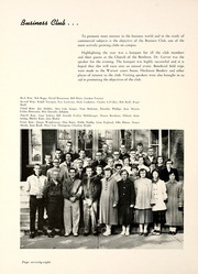 Page 82, 1955 Edition, Manchester College - Aurora Yearbook (North Manchester, IN) online yearbook collection