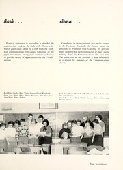 Page 83, 1955 Edition, Manchester College - Aurora Yearbook (North Manchester, IN) online yearbook collection