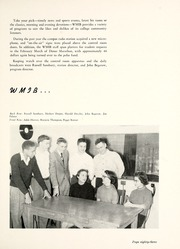 Page 87, 1955 Edition, Manchester College - Aurora Yearbook (North Manchester, IN) online yearbook collection