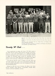 Page 88, 1955 Edition, Manchester College - Aurora Yearbook (North Manchester, IN) online yearbook collection
