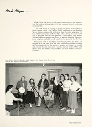 Page 89, 1955 Edition, Manchester College - Aurora Yearbook (North Manchester, IN) online yearbook collection