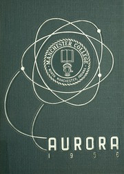 Manchester College - Aurora Yearbook (North Manchester, IN) online yearbook collection, 1956 Edition, Page 1