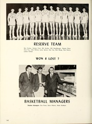 Page 146, 1960 Edition, Manchester College - Aurora Yearbook (North Manchester, IN) online yearbook collection