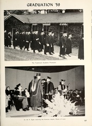 Page 161, 1960 Edition, Manchester College - Aurora Yearbook (North Manchester, IN) online yearbook collection