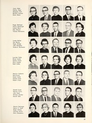 Page 55, 1960 Edition, Manchester College - Aurora Yearbook (North Manchester, IN) online yearbook collection