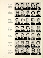 Page 56, 1960 Edition, Manchester College - Aurora Yearbook (North Manchester, IN) online yearbook collection