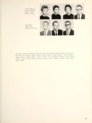 Page 59, 1960 Edition, Manchester College - Aurora Yearbook (North Manchester, IN) online yearbook collection