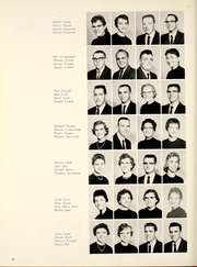 Page 62, 1960 Edition, Manchester College - Aurora Yearbook (North Manchester, IN) online yearbook collection