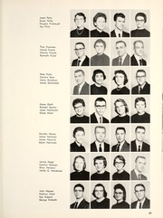 Page 63, 1960 Edition, Manchester College - Aurora Yearbook (North Manchester, IN) online yearbook collection