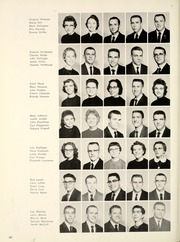 Page 64, 1960 Edition, Manchester College - Aurora Yearbook (North Manchester, IN) online yearbook collection