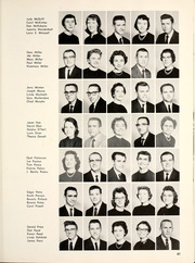 Page 65, 1960 Edition, Manchester College - Aurora Yearbook (North Manchester, IN) online yearbook collection
