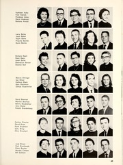 Page 69, 1960 Edition, Manchester College - Aurora Yearbook (North Manchester, IN) online yearbook collection
