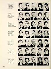 Page 70, 1960 Edition, Manchester College - Aurora Yearbook (North Manchester, IN) online yearbook collection