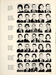 Page 71, 1960 Edition, Manchester College - Aurora Yearbook (North Manchester, IN) online yearbook collection