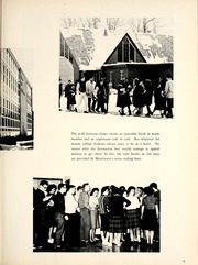 Page 13, 1963 Edition, Manchester College - Aurora Yearbook (North Manchester, IN) online yearbook collection