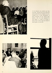 Page 14, 1963 Edition, Manchester College - Aurora Yearbook (North Manchester, IN) online yearbook collection