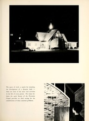 Page 15, 1963 Edition, Manchester College - Aurora Yearbook (North Manchester, IN) online yearbook collection