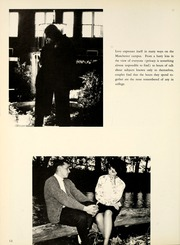 Page 16, 1963 Edition, Manchester College - Aurora Yearbook (North Manchester, IN) online yearbook collection